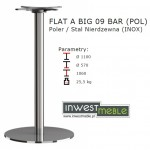 FLAT  A BIG 09 BAR (POL)