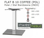 FLAT B  10 COFFEE (POL)