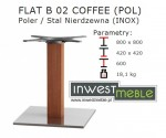 FLAT B 02 COFFEE (POL)