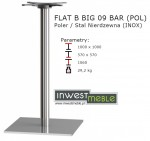 FLAT B BIG 09 BAR (POL)
