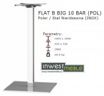 FLAT B BIG 10 BAR (POL)